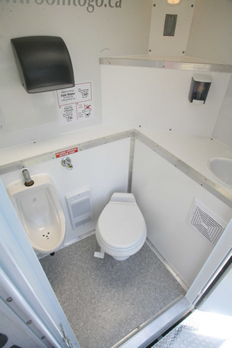 Executive Single Washroom