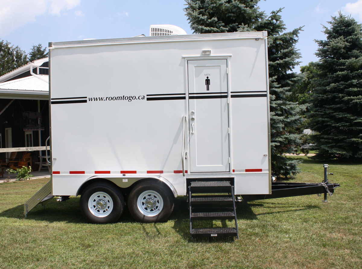 Shower Combo Trailer