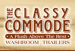 The Classy Commode