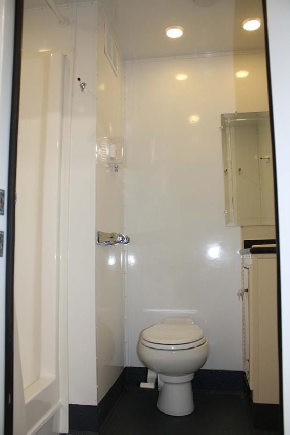 Shower Combo Shower Room
